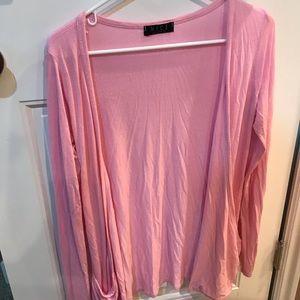 Tops - Pink cardigan